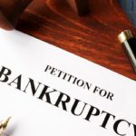 Steps to filing bankruptcy.